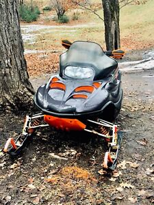 02 arctic cat zr cross country