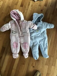 Baby winter suites