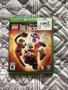 Star Wars Battlefront II and LEGO Incredibles for Xbox One