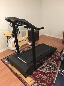 Treadmill and elliptical trainer for sale $350