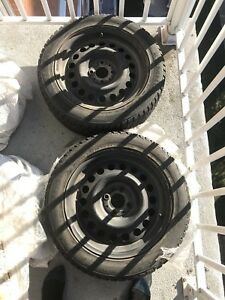 185/55/R15 Winter Tires