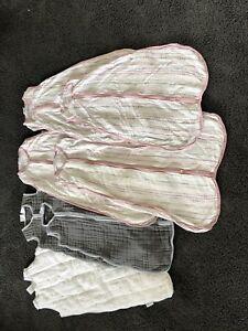 Aden + Anais sleeping bags - $15 each