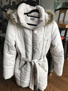 Manteau hiver maternité