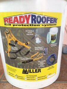 BRAND NEW fall protection kit (roofing, painting, windows, etc)