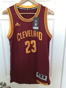 LeBron James Cavaliers Brand New Jersey with Tags