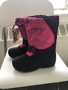 Winter Boots for Girls Kamik -32°C