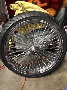 Brand new Harley wheels