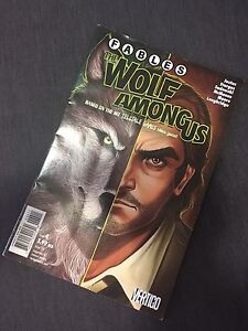 The Wolf Among Us #4 single issue (Fables)