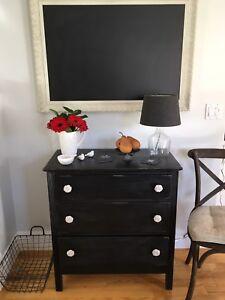 Beautiful painted antique dresser