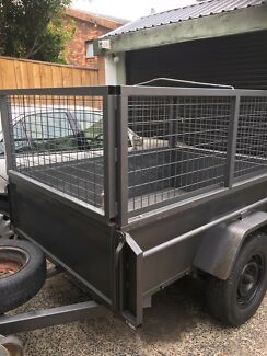 6*4 trailer for hire $20
