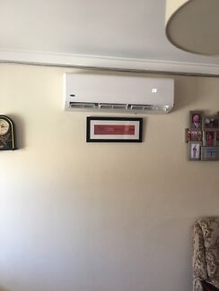 Aircon supply and install
