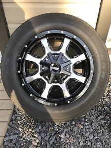 Mags Roues Ford Transit 350