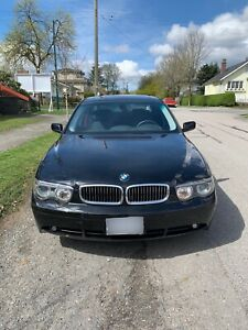 ⭐️Great Condition BMW 2003 745i LOW KM LOCAL⭐️