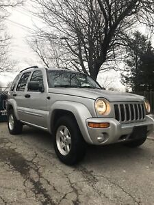 2005 Jeep Liberty Limited 4x4 NEED GONE TODAY