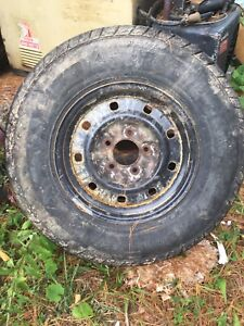 Tires and f150 rims