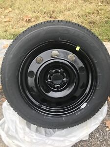 Brand new 235/55r17 Goodyear UltreGrip Winters