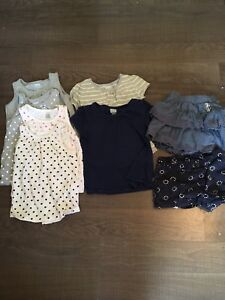 3 year old girl summer clothes