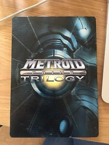 Metroid Prime Trilogy for wii