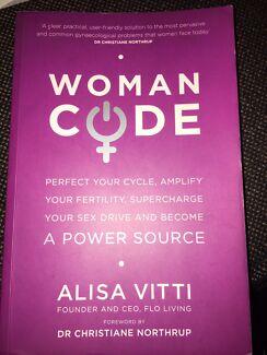 Woman code Alisa vitti