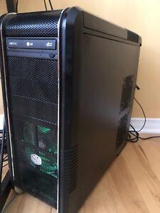 Gaming PC intel i7-2600K/GTX 1050ti STRIX/1000GB