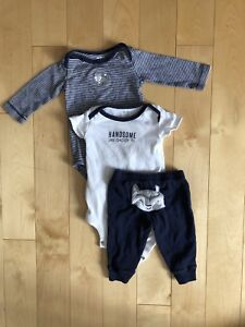 3-6 months Boy Outfits
