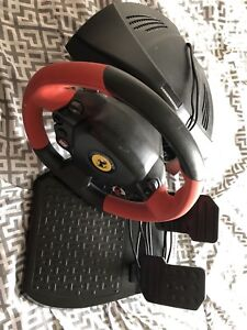 Xbone Thrustmaster Ferrari 458 Spider Racing Wheel