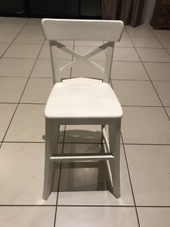"Kids IKEA ""Ingolf"" high chair"