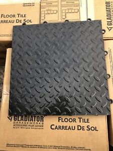 Gladiator garage flooring 218 feet