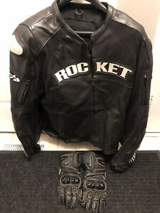 Joe Rocket Jacket & Gloves