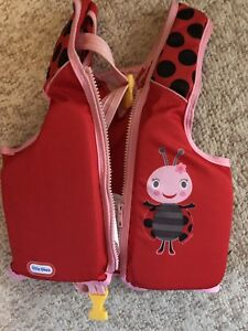 Life Jacket for a girl