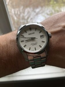 Seiko SARB035 Made in Japan Automatic 6R15 Hacking