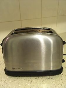 Russell Hobbs 2 slice toaster Palmerston Gungahlin Area Preview