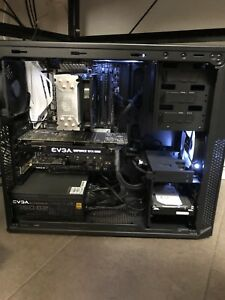 Powerful Custom Gaming PC (Intel, Nvidia, EVGA, Asus)