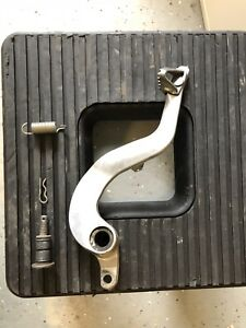 2006 Yamaha YZ450 Parts - Rear Brake Lever