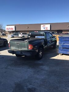 2002 Z71  extended cab