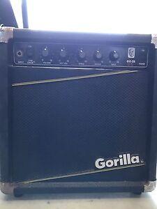 Gorilla 15w bass amp. Narellan Camden Area Preview