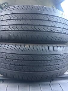 2-215/55R17 Michelin all season