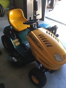 MTD Yard-man Ride-on mower Rothwell Redcliffe Area Preview