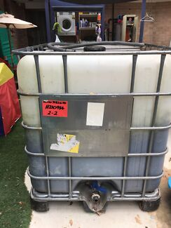 1000 litres Grey Water storage tank. Can deliver