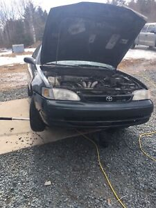 Toyota Corolla part out