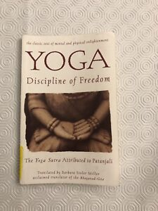 Yoga discipline of freedom by Miller