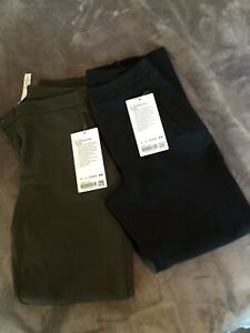 Lululemon On the move pants BNWT Size 4