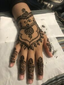 Henna just $5 and ip