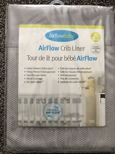 Air Flow Crib Liner