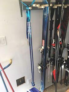Scott jib twin tip skis