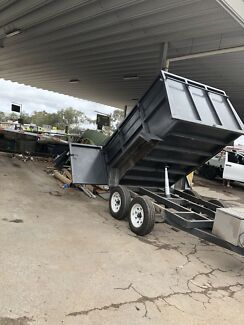 Adelaide's cheapest bins (trailer bins) St Agnes Tea Tree Gully Area Preview