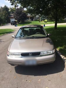 1996 Mercury Mystique (LOW KM, NO RUST)
