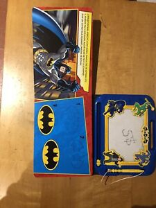 Livre a dessins Batman
