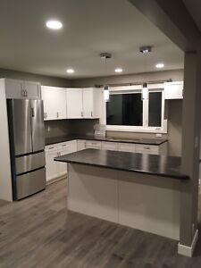 Newly renovated 3 bedroom top floor