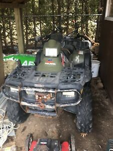 03 Polaris sportsman